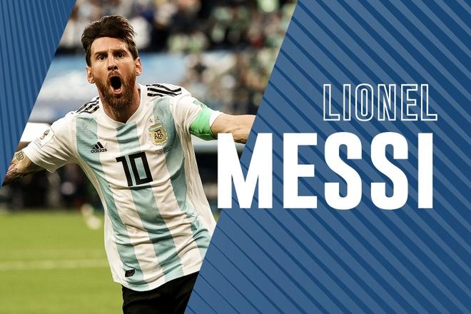 Cham dut chuoi tran tit ngoi, Messi thiet lap ky luc World Cup hinh anh