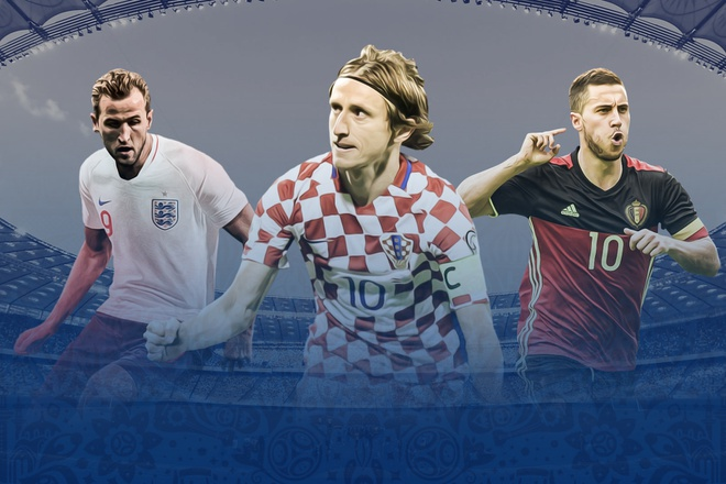 Modric, Kane, Hazard va nhung ung vien QBV World Cup hinh anh