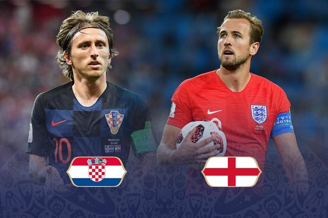 Croatia vs Anh: Tam su tien them mot buoc toi cup vang? hinh anh