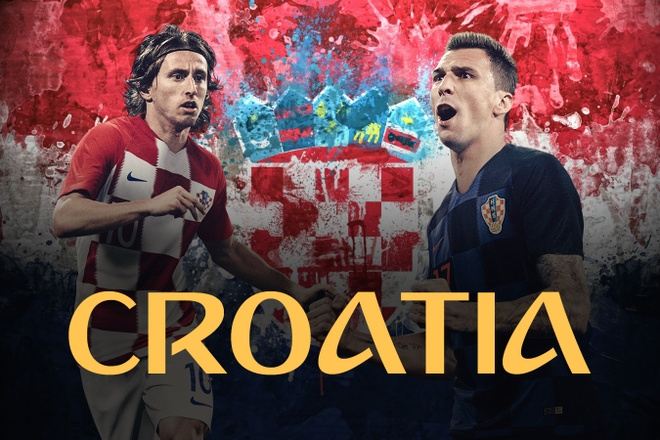 Chung ket World Cup: Duong den Luzhniki cua Croatia hinh anh
