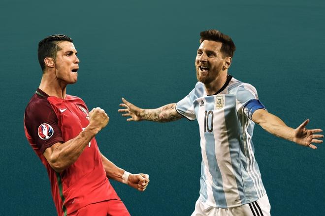 World Cup 2022: Ronaldo va Messi tai ngo? hinh anh