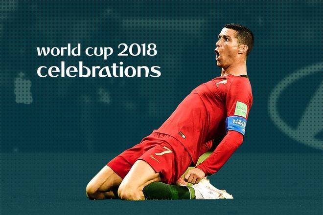 Giai ma phong cach an mung cua Ronaldo, Lukaku tai World Cup hinh anh
