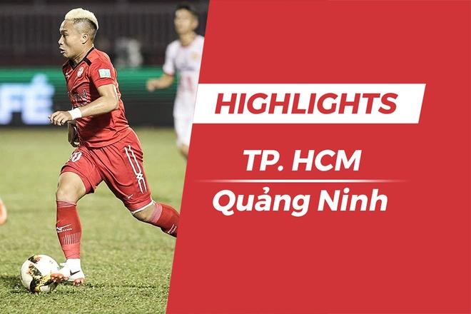 Highlights: Danh bai Quang Ninh, CLB TP. HCM nuoi hy vong tru hang hinh anh