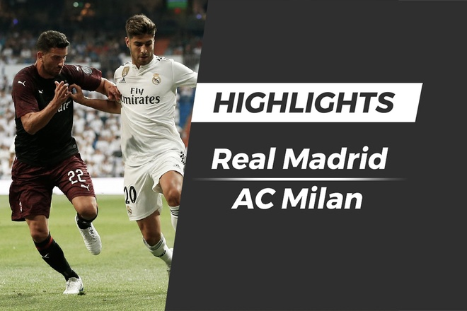 Highlights Real Madrid - AC Milan: Bale, Benzema toa sang hinh anh