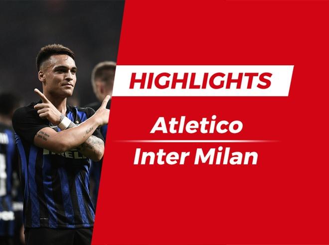 Highlights sao tre Inter ghi ban dep mat ha guc Atletico hinh anh