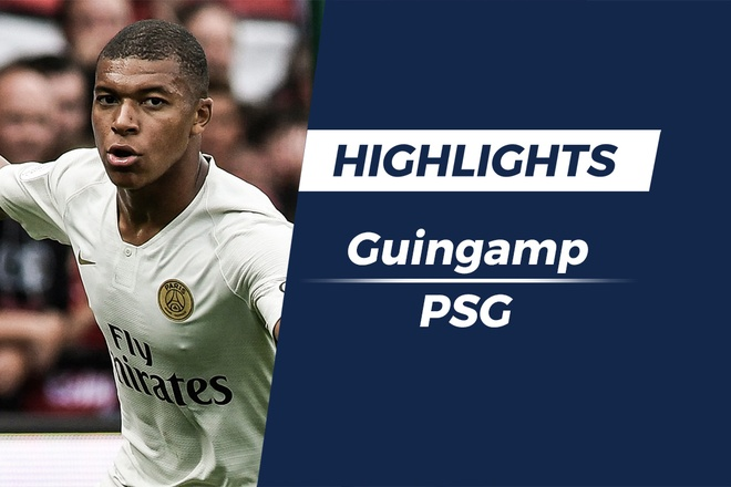 Highlights Mbappe ruc sang giup PSG thang nguoc 3-1 hinh anh