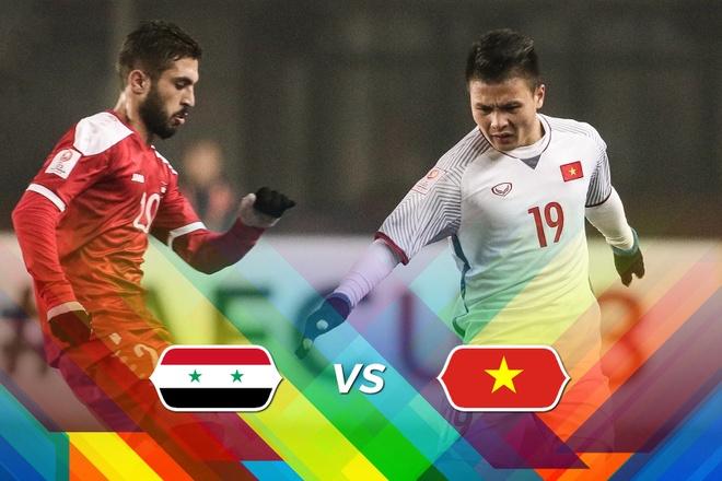 Highlights lan doi dau gan nhat giua U23 Viet Nam va Syria hinh anh