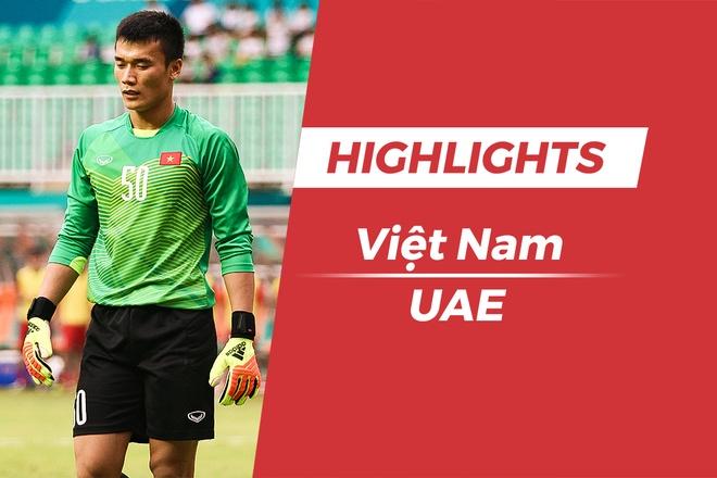 Highlights Olympic Viet Nam - Olympic UAE: Luan luu nghiet nga hinh anh