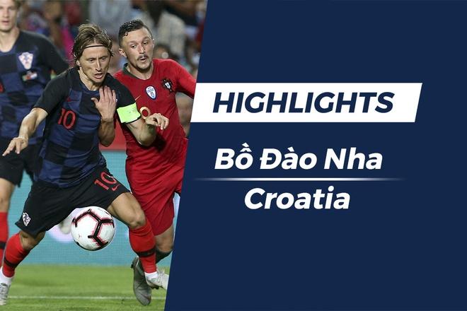 Highlights Bo Dao Nha vs Croatia: Bat phan thang bai hinh anh