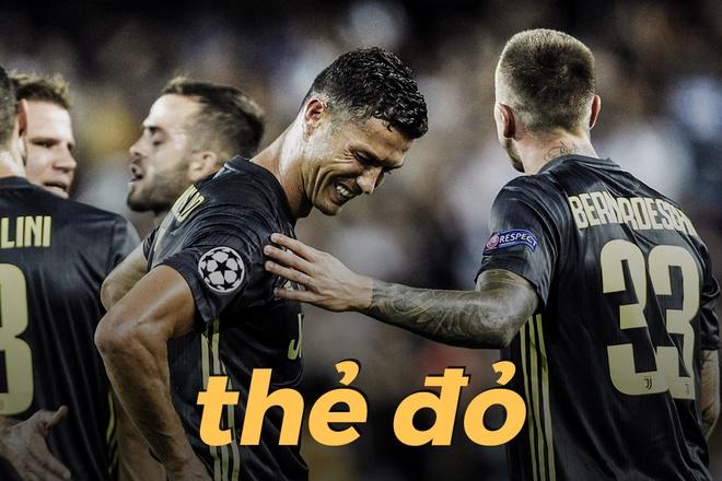 Khoanh khac Ronaldo khong tin bi truat quyen thi dau hinh anh