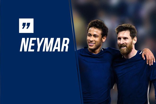 Neymar vi minh nhu Messi cua PSG hinh anh