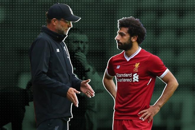 HLV Klopp noi gi ve phong do bi chi trich cua Salah? hinh anh
