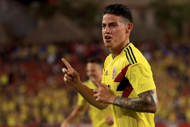 Video James Rodriguez lap sieu pham 'chay luoi' DT My hinh anh