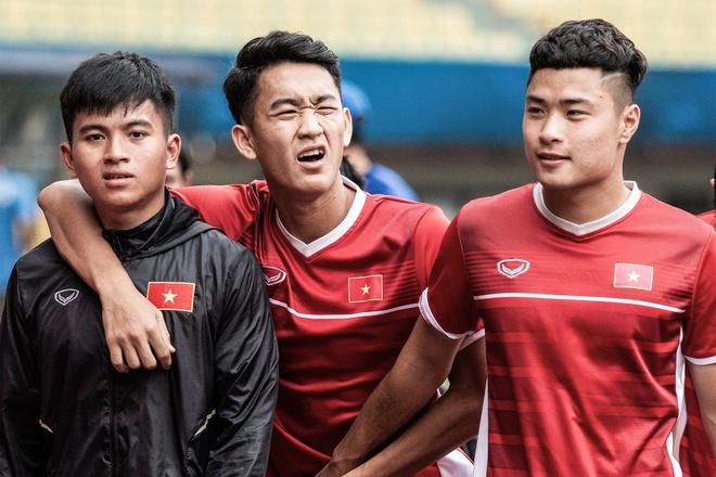Lich thi dau U19 chau A: U19 Viet Nam ra quan gap Jordan hinh anh