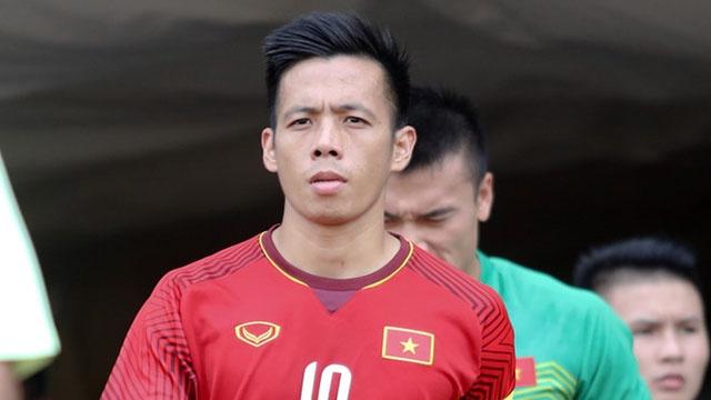 DT Viet Nam vs CLB Incheon (1-2): Van Quyet ghi ban hinh anh