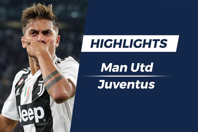 Highlights MU 0-1 Juventus: Dybala toa sang hinh anh