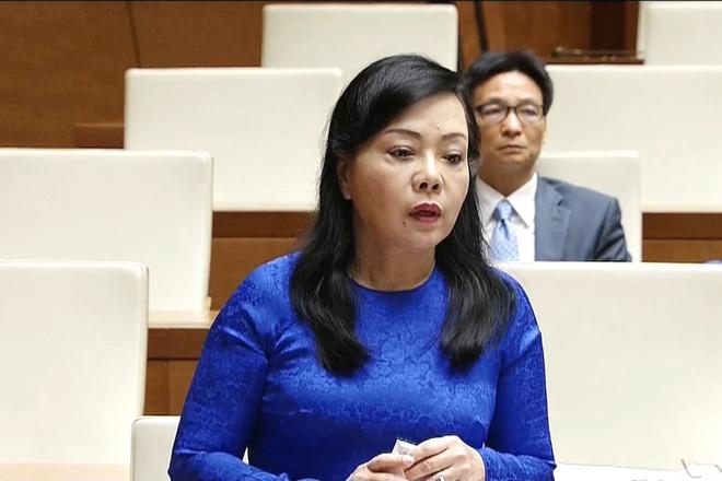Bo truong Kim Tien dua ra 'kieng ba chan' giai phap cho Y te hinh anh