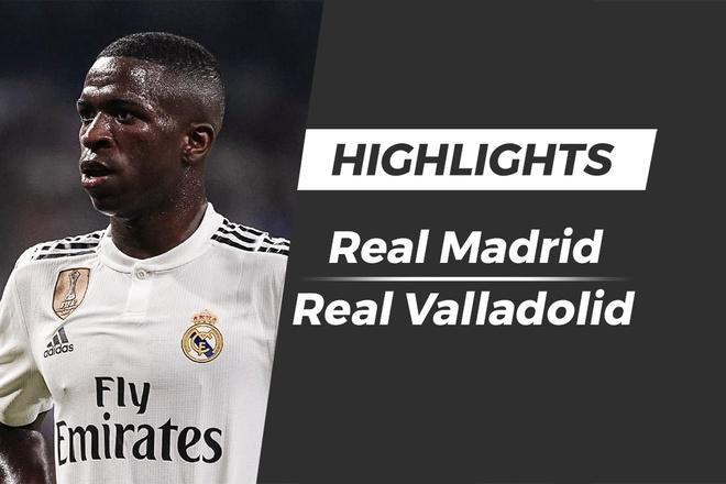Highlights Real 2-0 Valladolid: Sao tre 18 tuoi ghi ban hinh anh