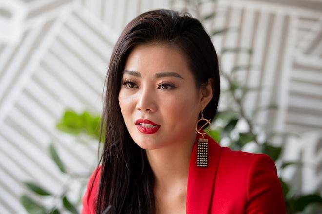 Thanh Huong 'Quynh bup be': Con gai khoc khi xem phim hinh anh