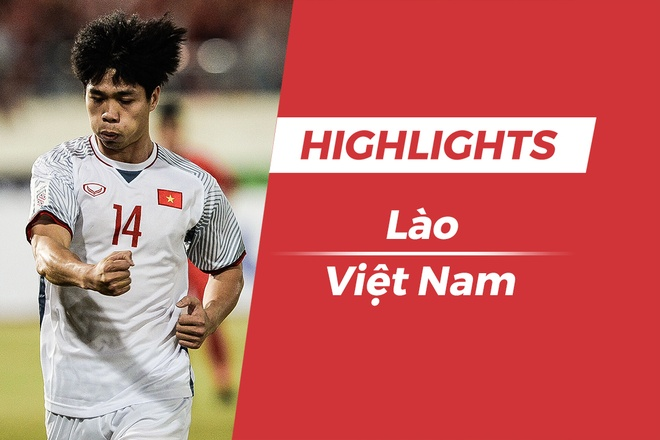 Highlights AFF Cup: DT Lao 0-3 DT Viet Nam hinh anh