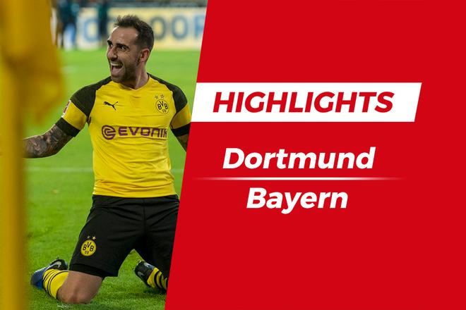Highlights Cuu sao Barca toa sang, Dortmund thang Bayern 3-2 hinh anh