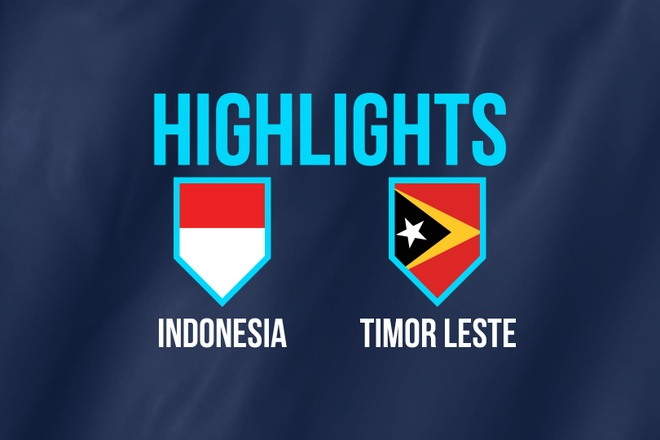 Highlights AFF Cup: DT Indonesia 3-1 DT Timor Leste hinh anh