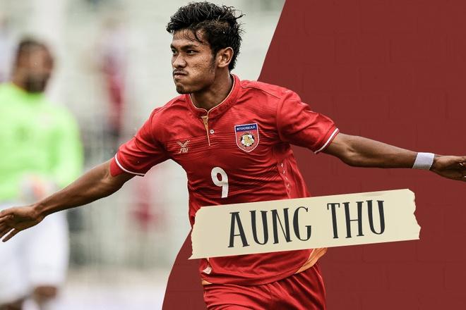 Aung Thu va nhung lan 'xe luoi' tuyen Viet Nam hinh anh