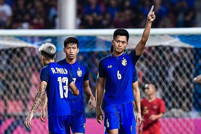Lich thi dau AFF Cup: DT Thai Lan tranh ngoi dau bang voi Philippines hinh anh