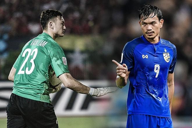 Thai Lan va Viet Nam ap dao trong doi hinh tieu bieu vong bang AFF Cup hinh anh