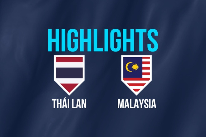 Highlights AFF Cup: Thai Lan 2-2 Malaysia hinh anh