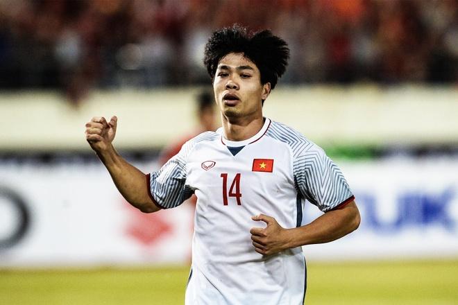 Công Phượng và cái duyên ghi bàn vào lưới Malaysia