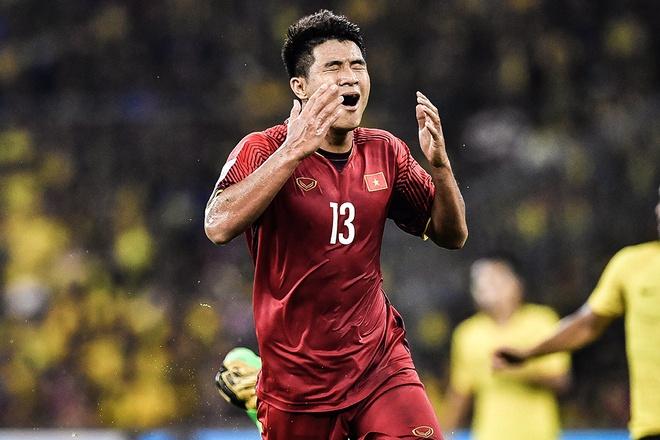 Nhung pha bo lo dang tiec cua Viet Nam trong tran chung ket AFF Cup hinh anh
