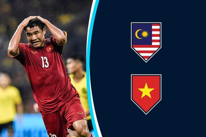 Cham diem Malaysia vs Viet Nam: Duc Chinh kem may hinh anh