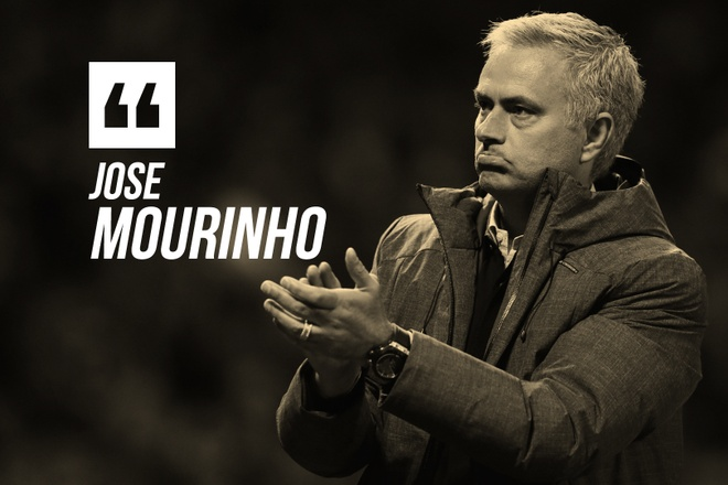 Mourinho va nhung phat bieu dang nho khi dan dat MU hinh anh