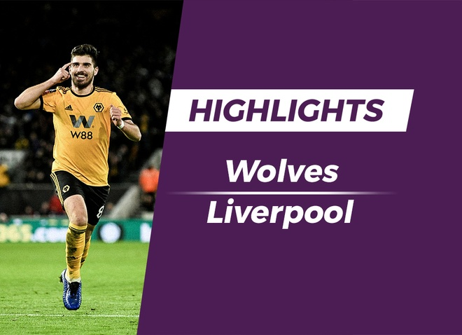 Highlights Wolvehampton 2-1 Liverpool hinh anh