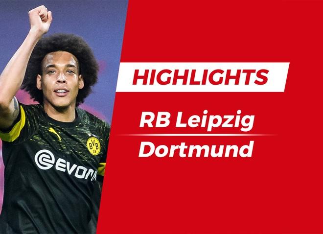 Highlights Leipzig 0-1 Dortmund hinh anh