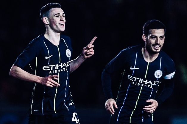 Highlights Newport County 1-4 Man City hinh anh