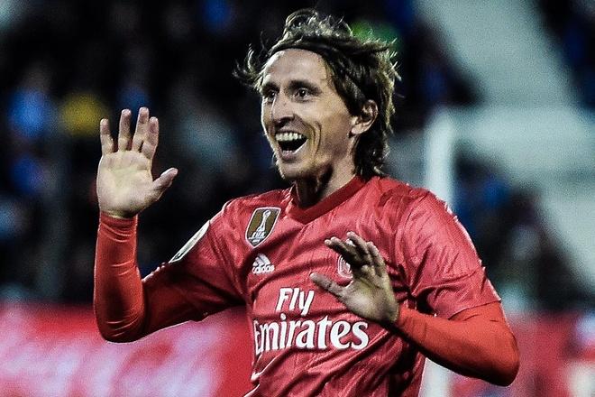 Highlights La Liga: Leganes 1-1 Real Madrid hinh anh