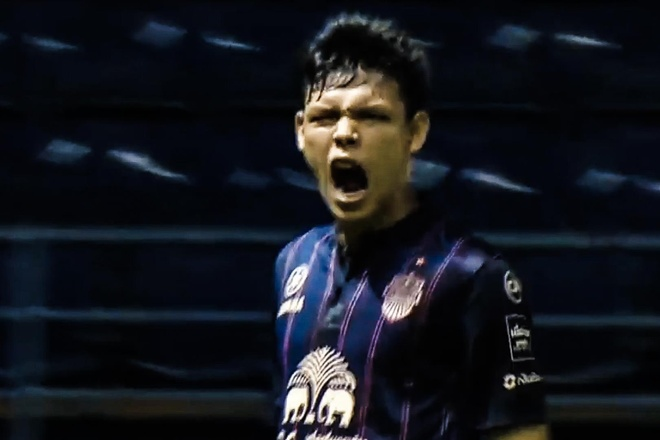Highlights Thai League: Buriram United 1-1 Trat hinh anh