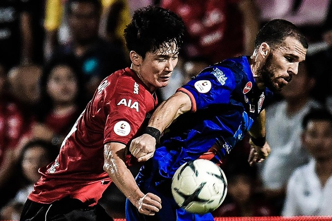 Highlights Thai League: Muangthong 1-2 Port hinh anh