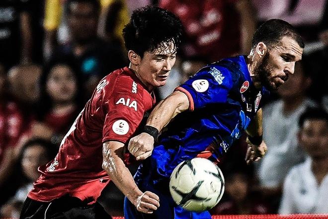 Highlights Thai League: Muangthong 1-2 Port hinh anh