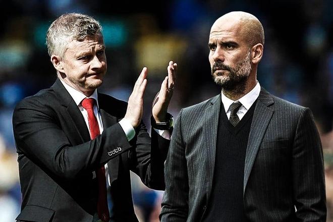 HLV Guardiola len tieng ung ho Solskjaer truoc derby Manchester hinh anh