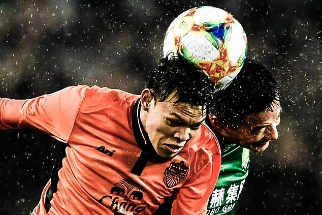 Highlights AFC Champions League: Beijing Guoan 2-0 Buriram United hinh anh