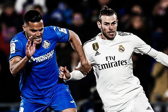 Highlights La Liga: Getafe 0-0 Real Madrid hinh anh