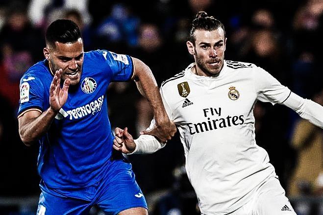 Highlights La Liga: Getafe 0-0 Real Madrid hinh anh