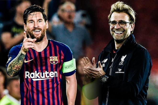 HLV Liverpool: 'Lionel Messi la so mot' hinh anh