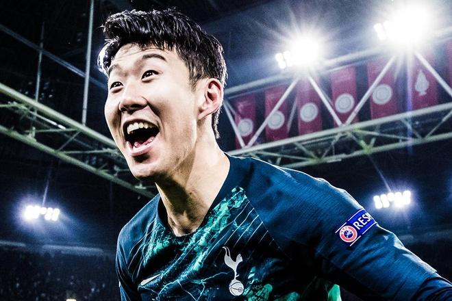 Son Heung-min: 'Tottenham ghi ban vi co niem tin' hinh anh