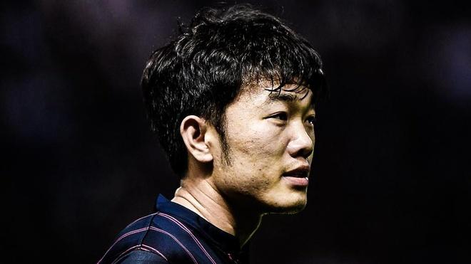 Xuan Truong ghi ban dau tien trong mau ao Buriram United hinh anh