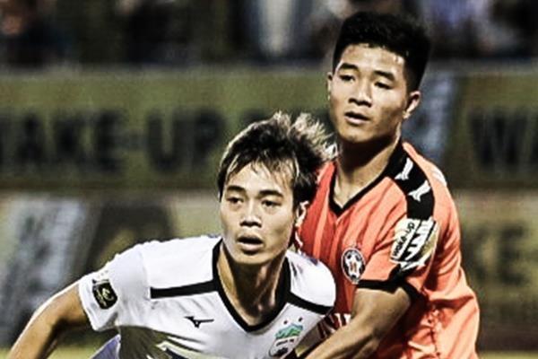 Highlights V.League: CLB Da Nang 2-1 HAGL hinh anh