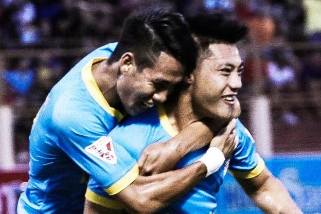 Highlights V.League: CLB Khanh Hoa 3-2 CLB Quang Nam hinh anh